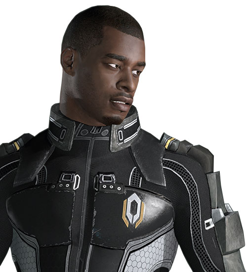 Jacob Taylor (Mass Effect) yeah right