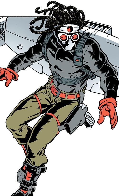 Jaeger (Robin enemy) (DC Comics)