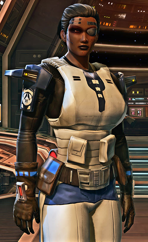 Republic Trooper Star Wars Old Republic Indian Nvidia Test