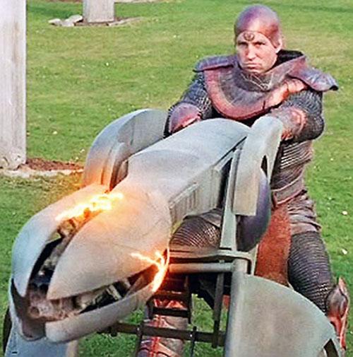 Stargate Jaffa cannon