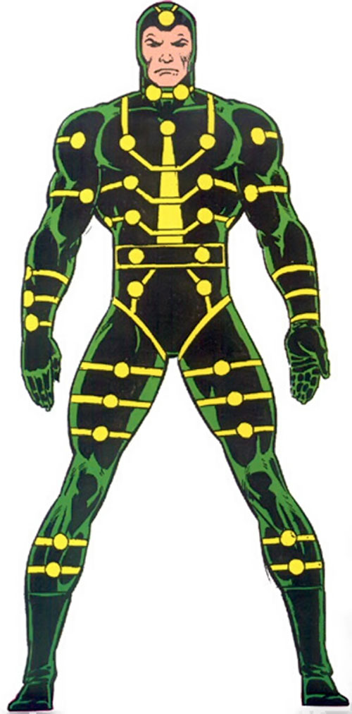 Jamie Madrox the Multiple Man of X-Factor (Marvel Comics) in his original costume