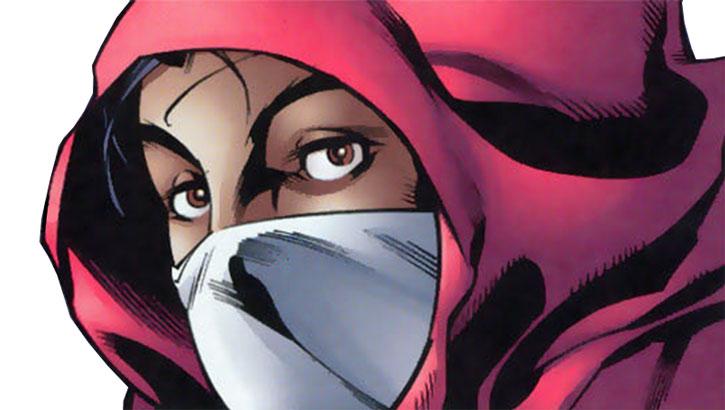 Janissary (Selma Tolon) face closeup