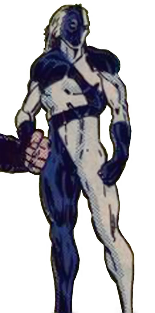 Janus of the Derangers (Alpha Flight enemy) (Marvel Comics)