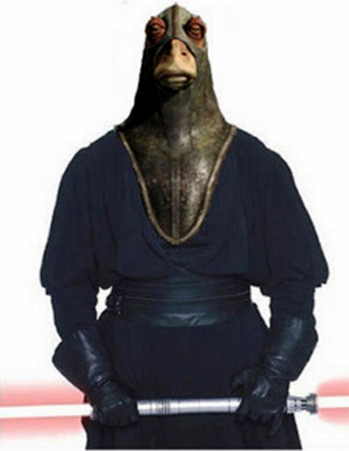 Jar Jar Binks, dark lord of the Sith