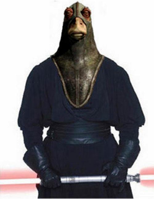 Jar Jar Binks, dark lord of the Sith