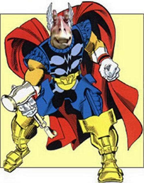 Jar Jar Binks of Asgard