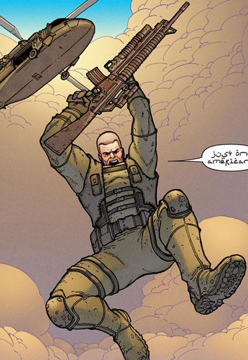 Jarhead (Halcyon Image Comics)