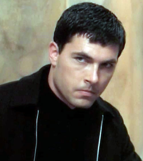 Javna (Michael Phillip in Charmed) wary
