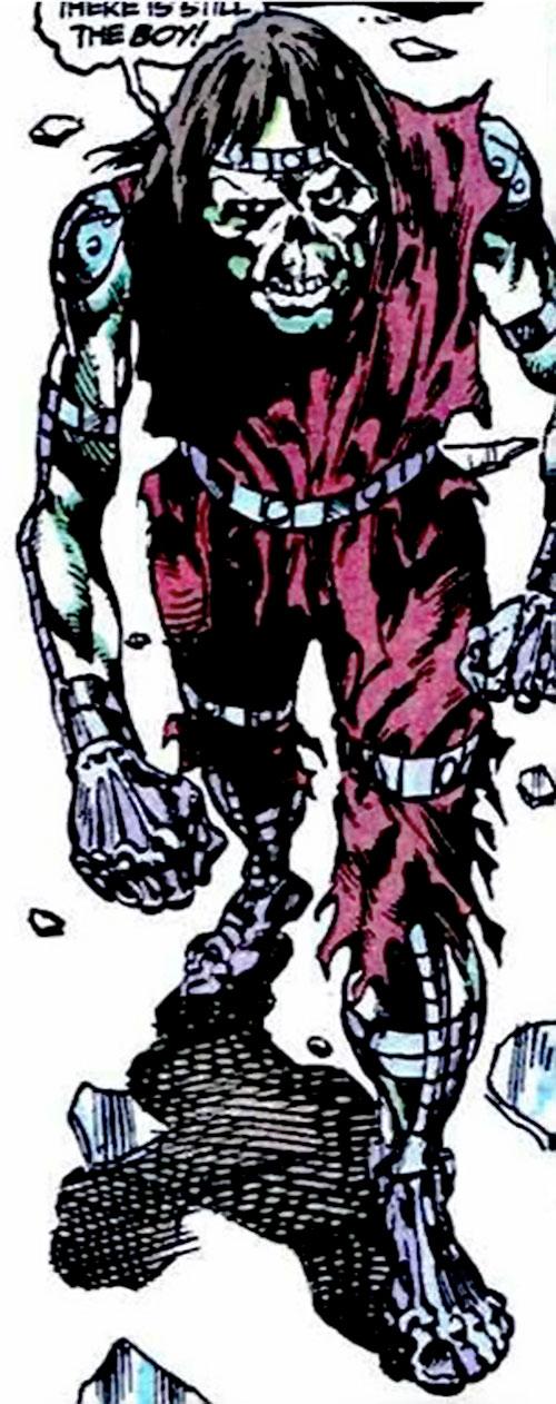 Koshchei the Deathless (Suicide Squad enemy) (DC Comics)