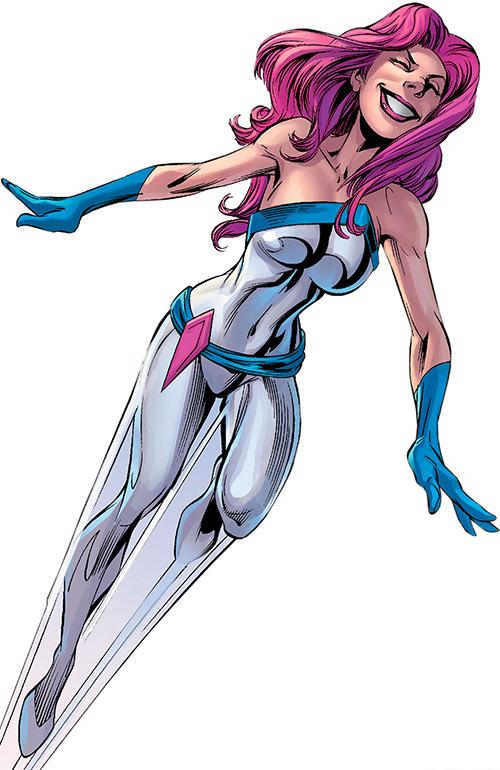 Jessica Jones (Marvel Comics) as Jewel