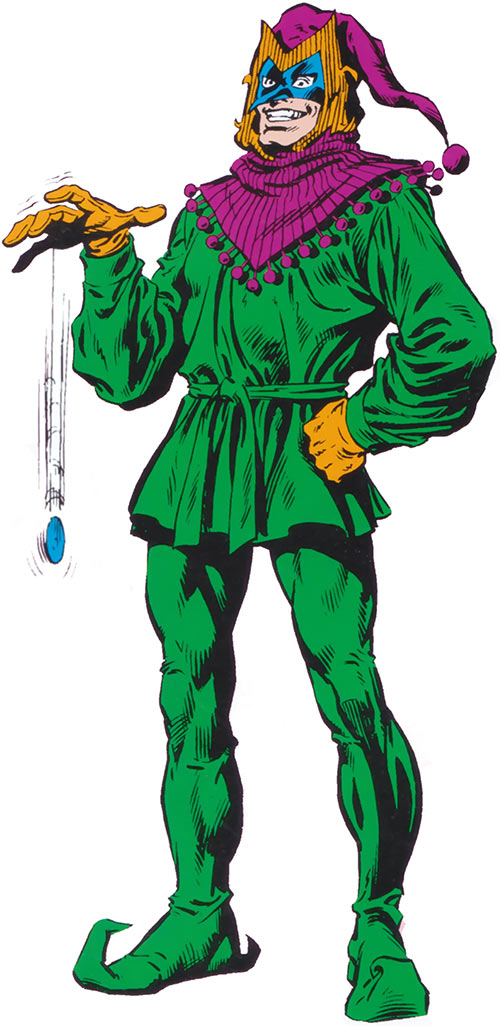 The Jester (Jonathan Powers) (Daredevil enemy)