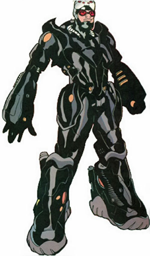 Jet Black of the Rising Sons (Marvel Comics)