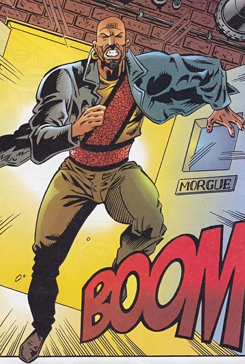 Jinn (Ultraverse Malibu comics) (Solitaire enemy)