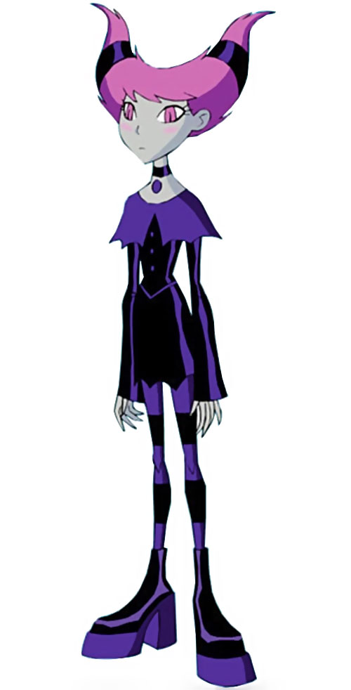 Jinx of HIVE (Teen Titans Animated Series)