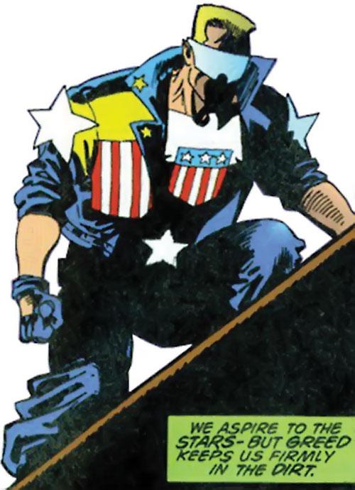 Joe Public (Batman Bloodlines) (DC Comics)