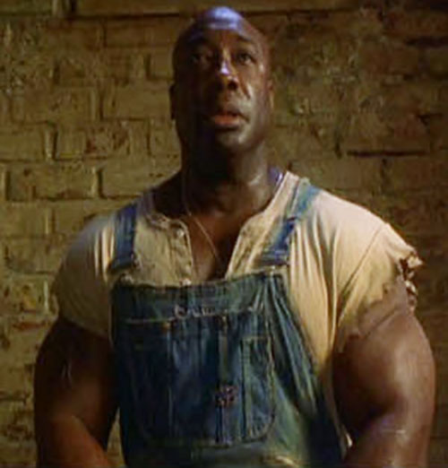 John Coffey (Michael Clarke Duncan in The Green Mile) (Stephen King)