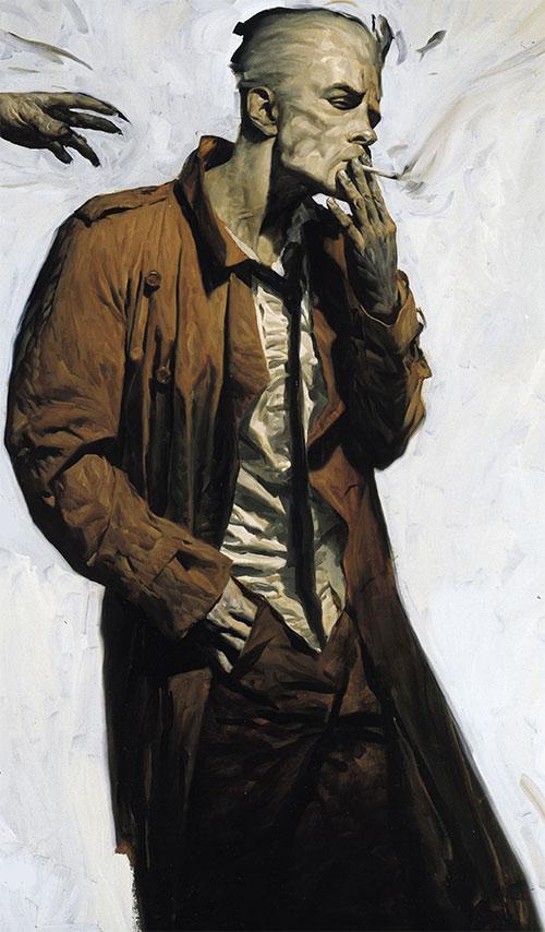 d3deb4c701c John Constantine - DC Vertigo Comics - Hellblazer - Profile ...
