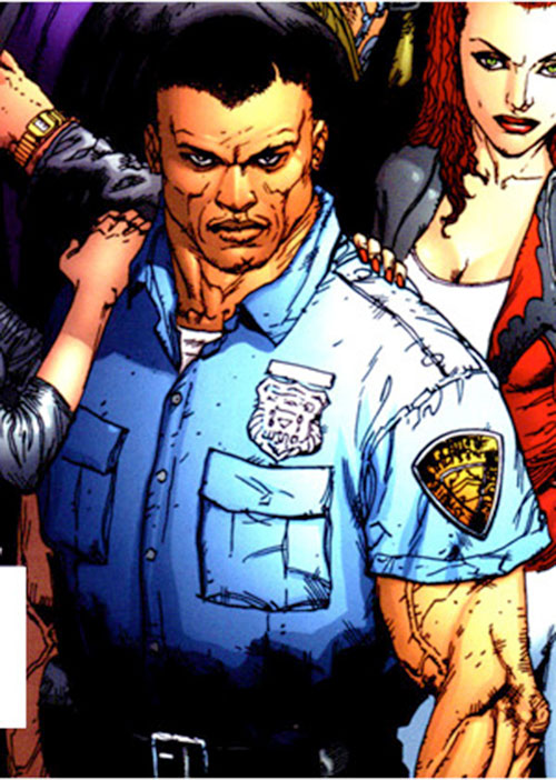 John Doran of Stormwatch PHD (Wildstorm Comics)