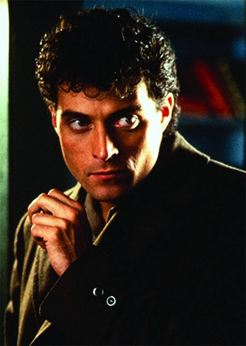 John Murdoch (Rufus Sewell in Dark City)