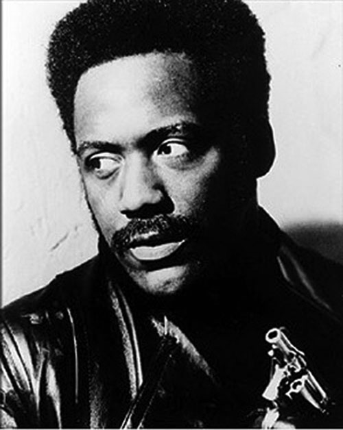 John Shaft (Richard Roundtree) face closeup