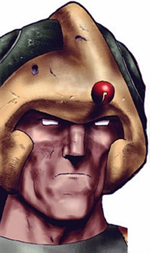 Johnny Alpha the Strontium Dog (2000 AD Comics) portrait