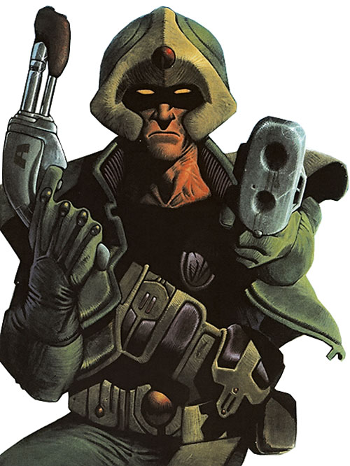 Johnny Alpha the Strontium Dog (2000 AD Comics)