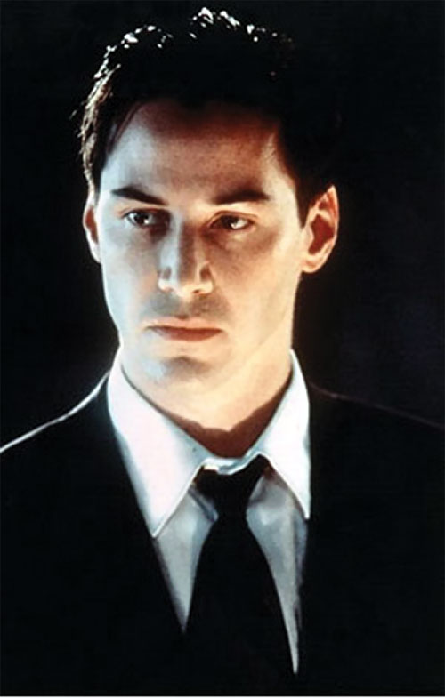 Johnny Mnemonic (Keanu Reeves)