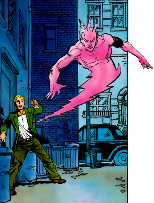 Johnny Thunder (DC Comics) by George Perez