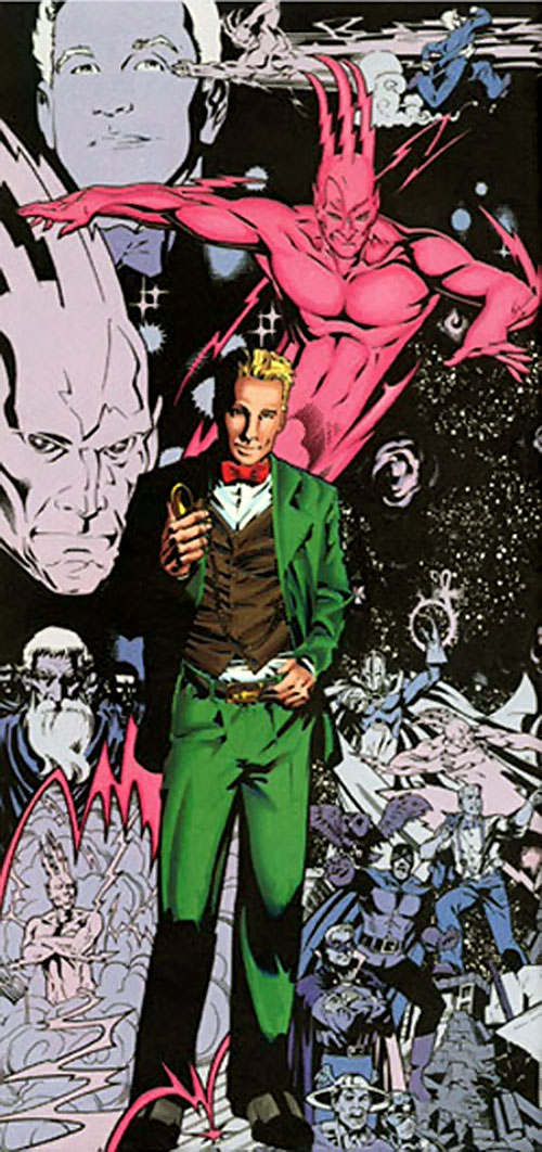 Johnny Thunder (DC Comics)