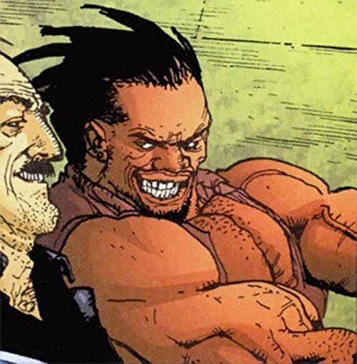 Johnny Too Bad (Stormwatch PHD enemy) (Wildstorm Comics)