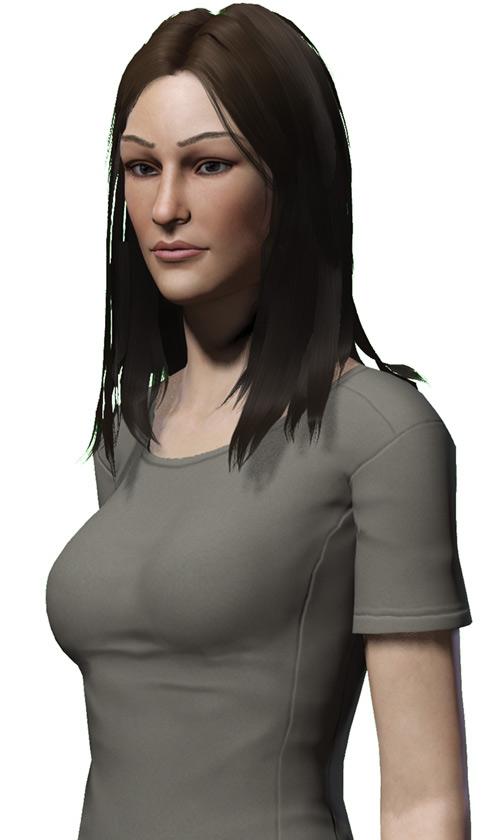 Jolene Hassan - Vault Dweller - Fallout 1 - Part 1 - Bust