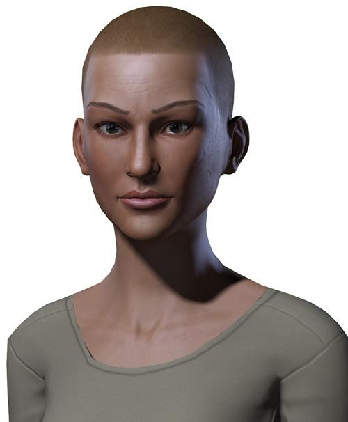 Jolene Hassan - Vault Dweller - Fallout 1 - Part 3