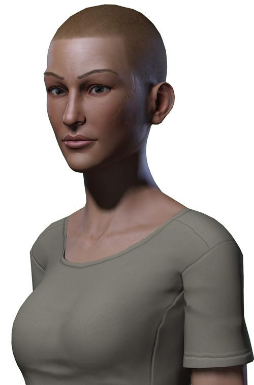 Jolene Hassan - Vault Dweller - Fallout 1 - Part 3 - Smirk