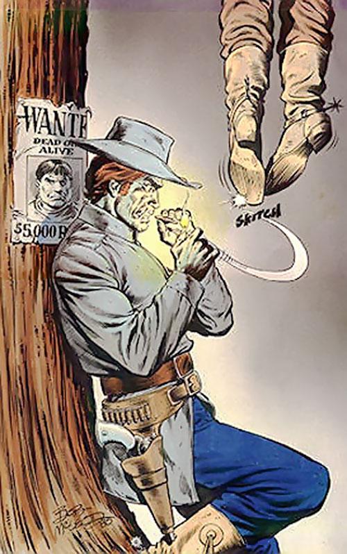 Jonah Hex - Dc Comics - Character Profile