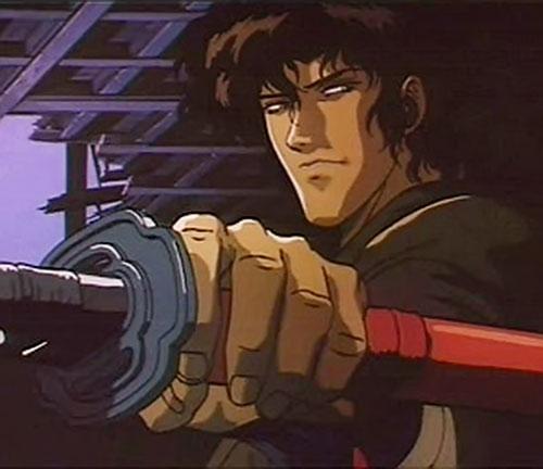Jubei Kepagami (Ninja Scroll) tsuba