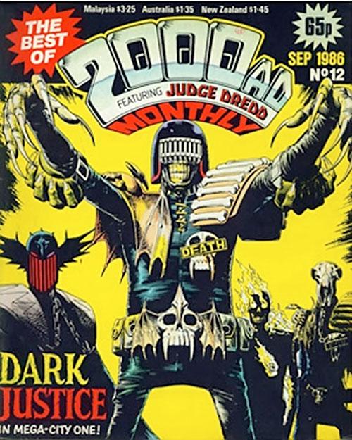 Judge Death and the Dark Judges