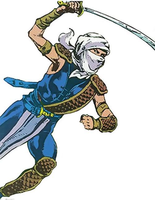 Judith sword of Zion (Suicide Squad character) (DC Comics)