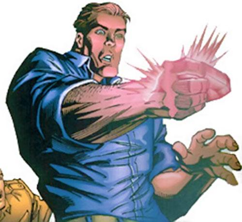 Juggernaut (Marvel Comics) finds the ruby