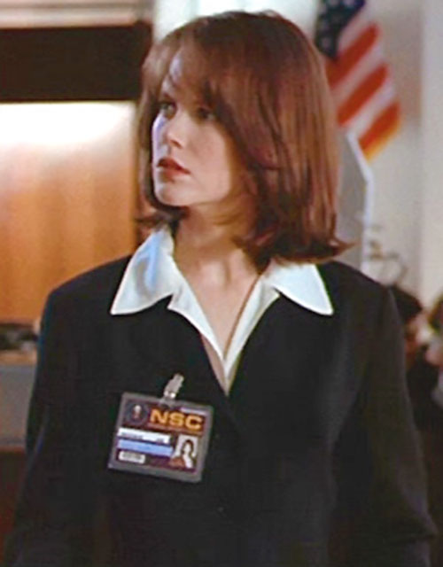 Julia Kelly (Nicole Kidman in The Peacemaker)