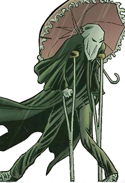 Junior (Secret Six enemy) (DC Comics) (Alex Merkel)