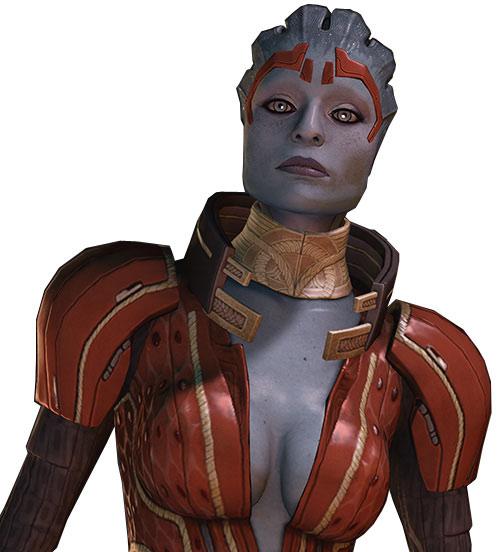 Justicar Samara (Mass Effect)