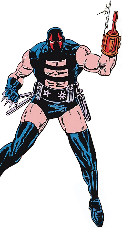 KGBeast (Batman enemy) (DC Comics)