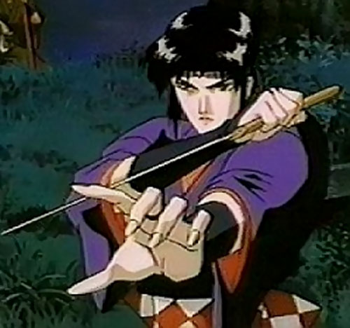 Kagero (Ninja Scroll)