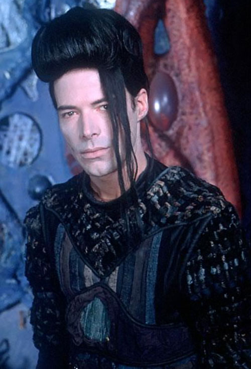 Kai of the Brunnen-G (Michael McMannus in LEXX)