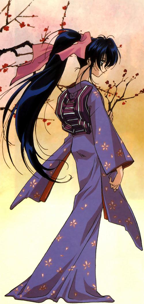 Kamiya Kaoru (Rurouni Kenshin anime)