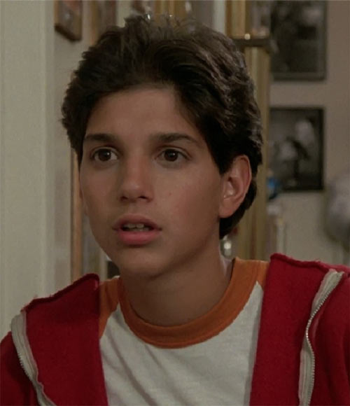 Young Ralph Macchio Karate Kid