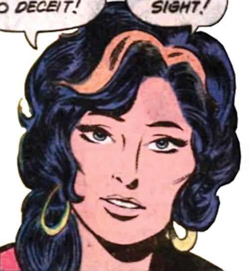 Kari Limbo (Green Lantern character) (DC Comics)