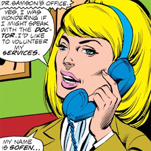 Karla Sofen (pre-Moonstone) (Marvel Comics)