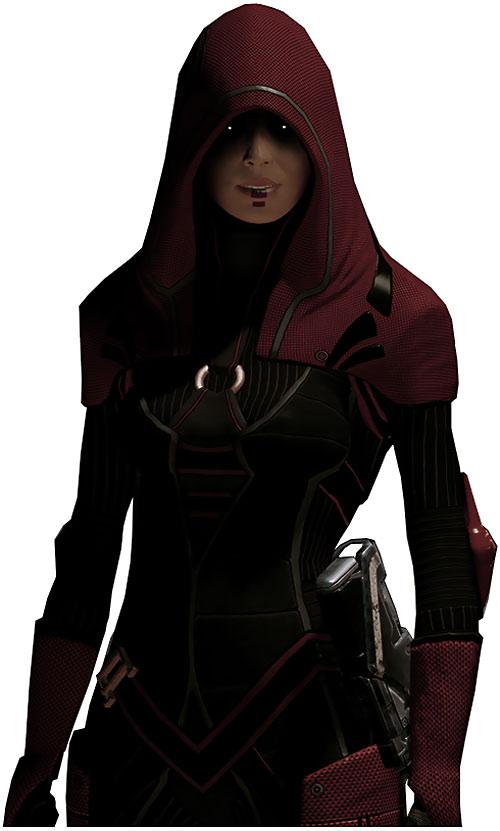 Kasumi Goto (Mass Effect)