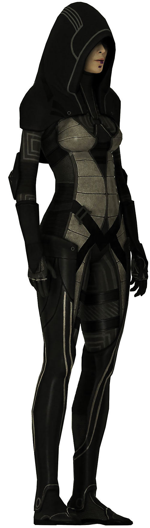 Kasumi Goto (Mass Effect) character model